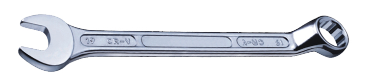 Combination Spanner Shallow Offset